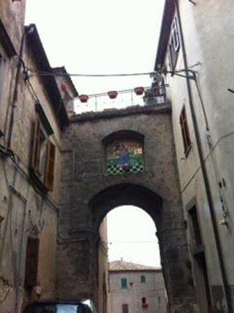 Kathedrale San Nicola: scorcio di Roccastrada