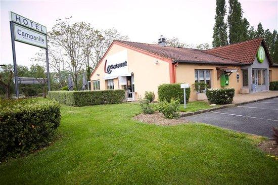 Campanile Nancy Ouest - Laxou Zenith : Exterieur Reception