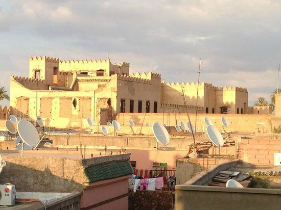 Riad Dar Najat : Another roof view