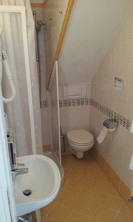 Ca' Riccio: Banheiro