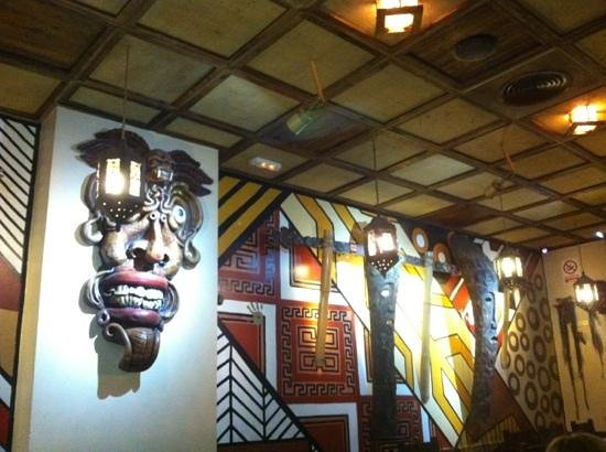 Xingu: ambiente muy agradable