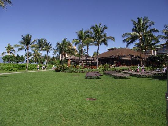 Duke's Beach House : Dukes in the Honua kai resort