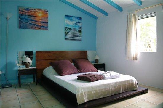Gwada Reves: Bungalow Lagon - Location gîte en Guadeloupe