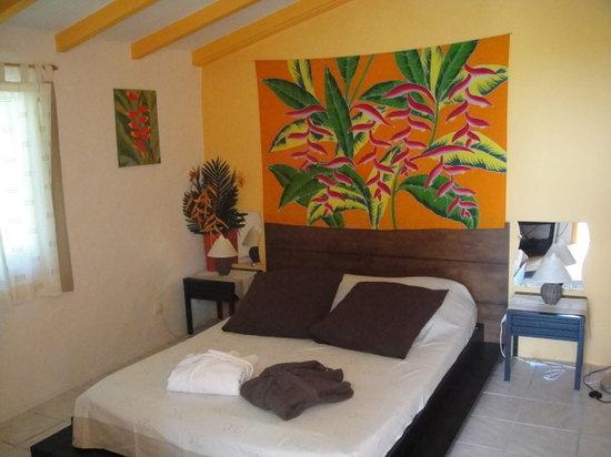 Gwada Reves: Bungalow Balissier - Location Gîte en Guadeloupe