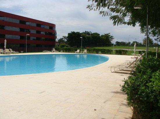 Brasilia Palace Hotel: Piscina del hotel