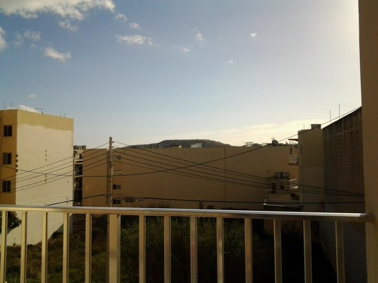 Soreda Hotel : the view from my room