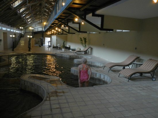 Ai-Ais Hot Springs Resort: Spa is great to just relax and have 'treatments'