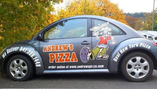Andrew's Pizza & Bakery