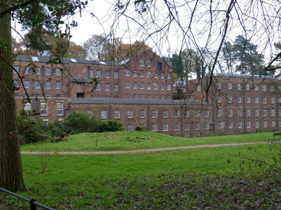 Quarry Bank Mill  AD 1784