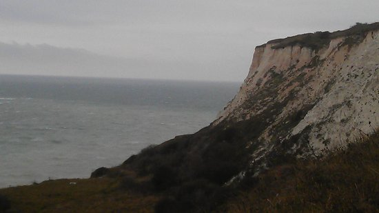 South Downs National Park: Beachy Head, October 2012