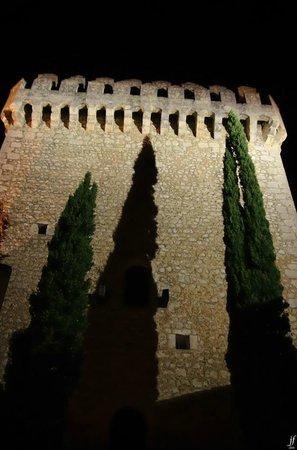 Parador de Alarcon : Torre del Homenaje del Castillo-Parador de Alarcón