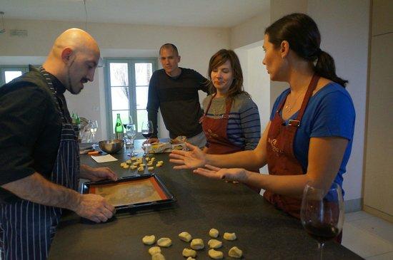La Bandita: Cooking class