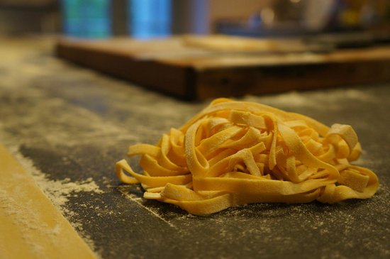 La Bandita: Fresh Pasta made with Chef Dario!