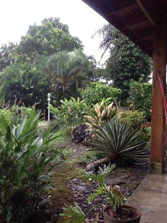 B&B Hotel Sueño Celeste : le parc