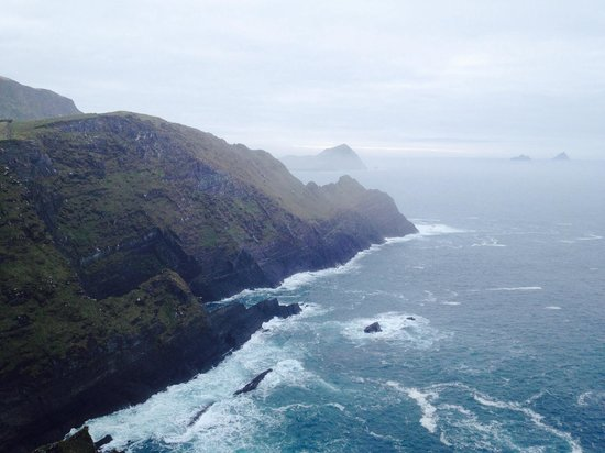 Portmagee, Ирландия: Kerry cliffs