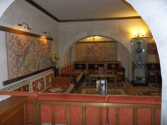 Goreme Kaya Hotel: Lobby