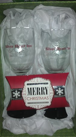 Silver Heart Inn : Gift with 2 night stay Dec. promo