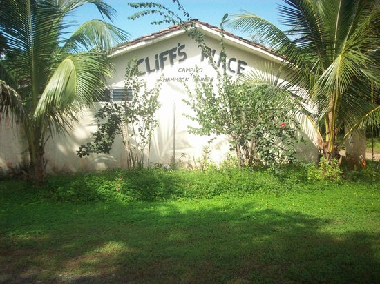 Cliff's Place : Hotel