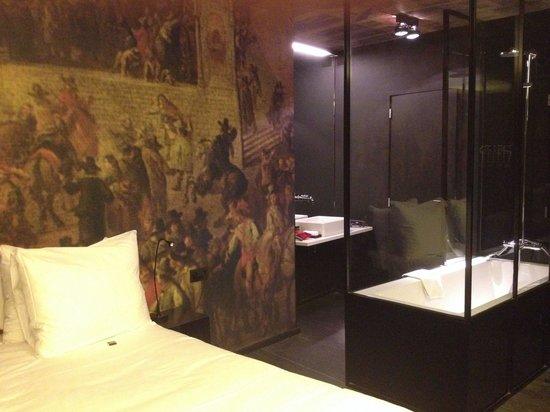 Hotel O  Kathedral : Room