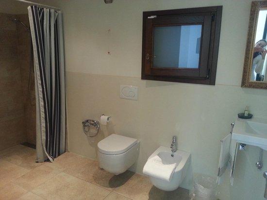 Molino di Foci: Bathroom