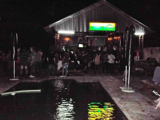 Bongwe's Big Bush : Bongwe Bar for my goodbye party