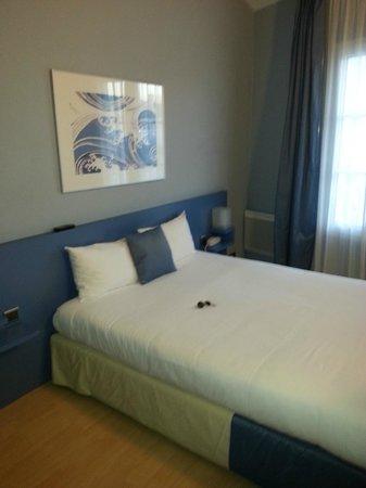 Hotel La Jetee : Chambre