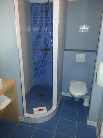 Hotel La Jetee : Salle de bains