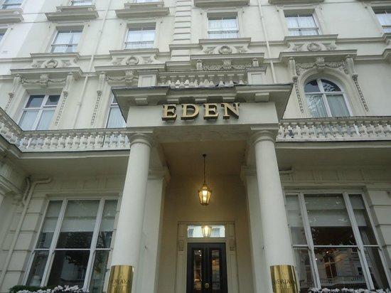 Berjaya Eden Park London Hotel: Entrada
