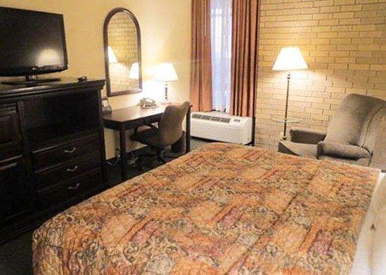 Comfort Inn & Suites : guest room
