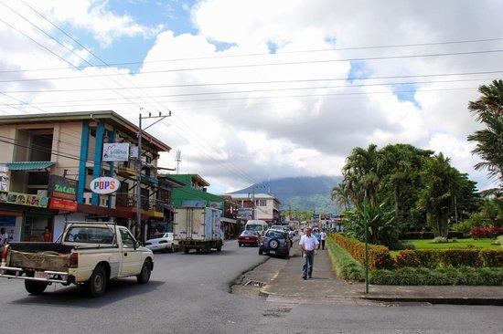 Hotel Lomas del Volcan : La Fortuna