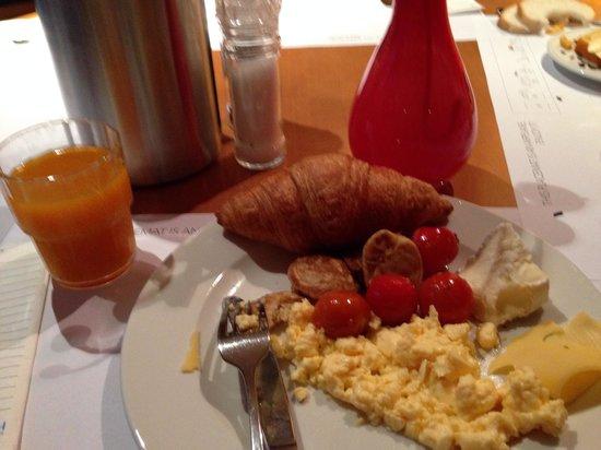 NH Noordwijk Conference Centre Leeuwenhorst: Breakfast !