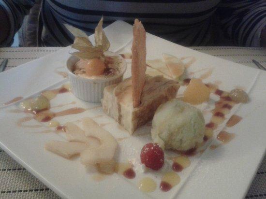 Chez Philippe: dessert