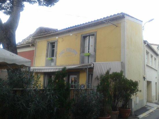 Chez Philippe: façade