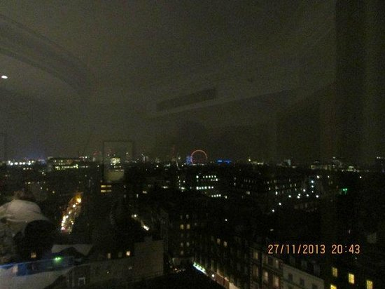 London Hilton on Park Lane: Room with a view.
