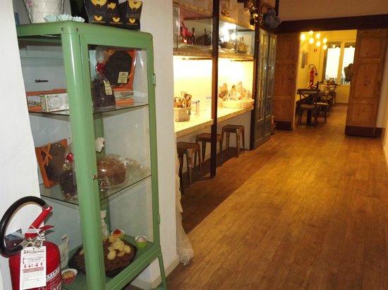 Mignon Pasticceria Firenze Italia: l'interno