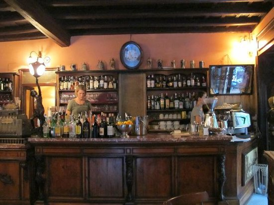 Bar and Caffe della Pace
