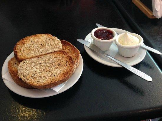 Almacén Purista: Café-da-manhã
