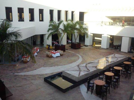 Secrets Huatulco Resort & Spa: TERRAZA