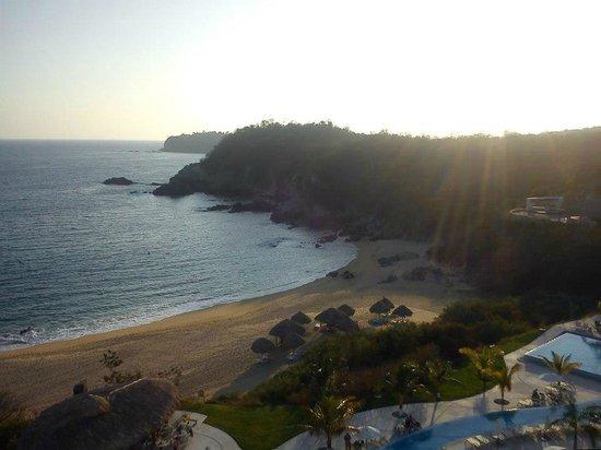 Secrets Huatulco Resort & Spa: PLAYA