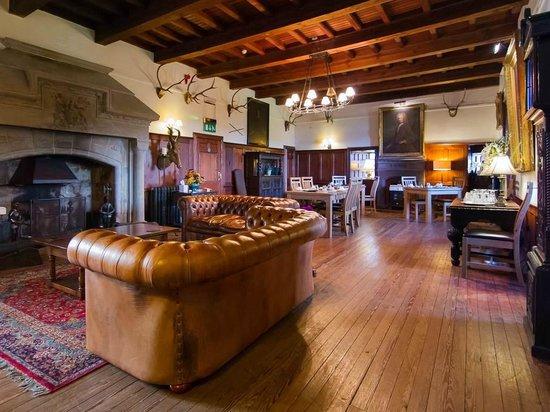Barcaldine Castle: Rittersaal