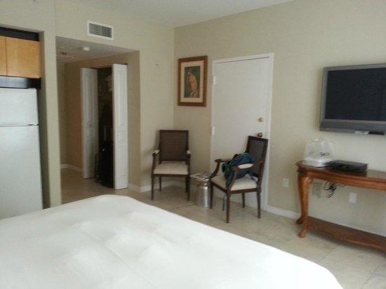 Bentley Hotel South Beach : room