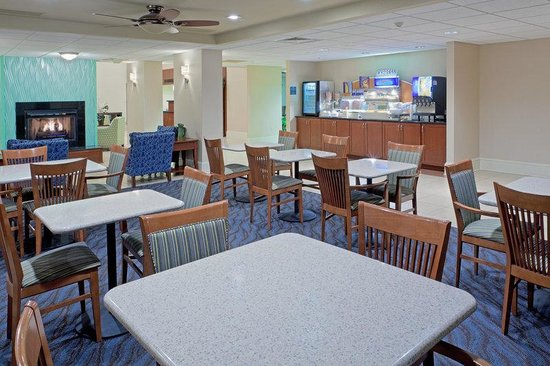 Holiday Inn Express Seaford-Route 13: Breakfast Bar