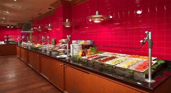 DoubleTree by Hilton Hotel Dallas - Love Field : Buffet
