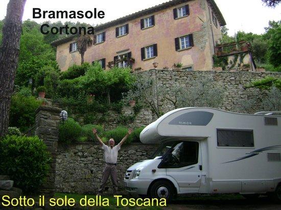 Cortona, Italia: Bramasole