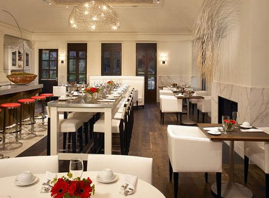 The H Hotel : Restaurant