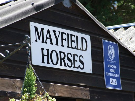 Westerham, UK: Mayfield