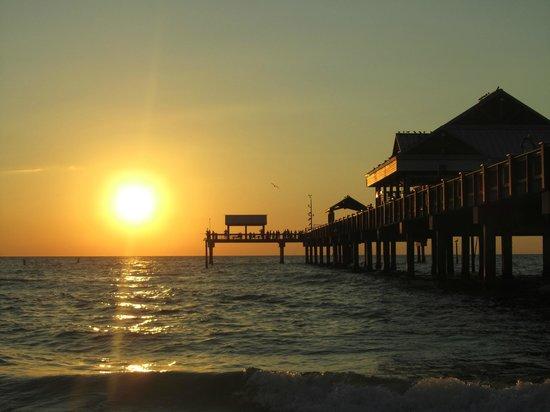 Five Palms Condominium Resort: Beach