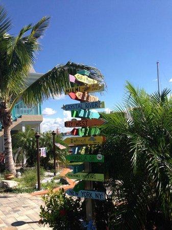 Five Palms Condominium Resort : Gardens