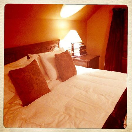 The Cloudesley: Our room