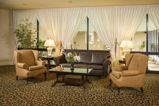 Hotel Le President: Lobby